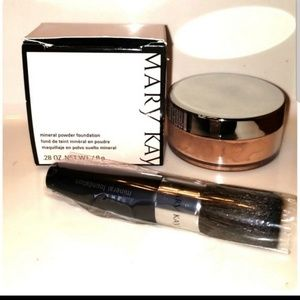 Mary Kay Mineral Powder Foundation Beige 1.5
